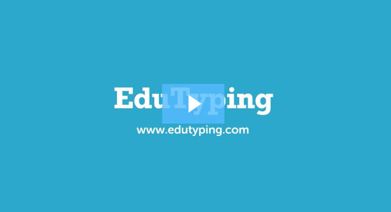 Viewing the EduTyping, Jr & EduTyping Secondary Curriculums